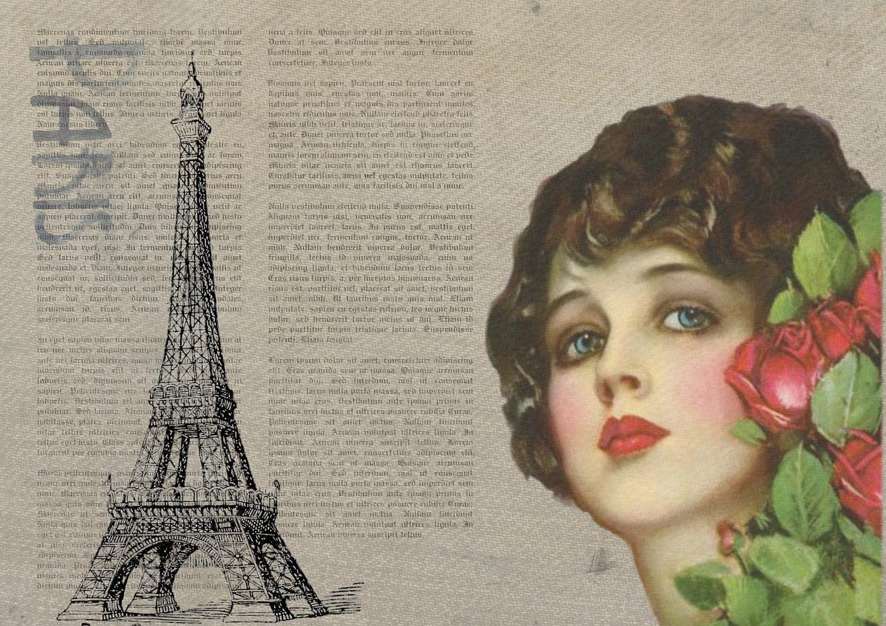 Parisien woman