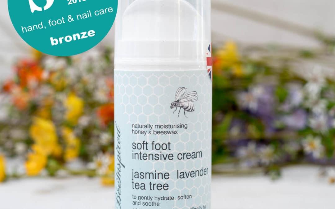 Bee Inspired to keep your feet looking & feeling beautiful!