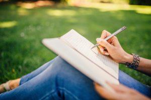 novelist and copywriter